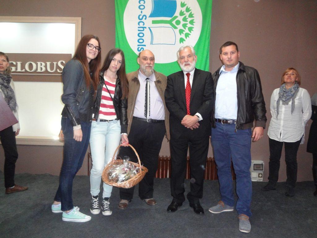 Srednja škola Obrovac dobila Zlatni certifikat i postala škola mentor