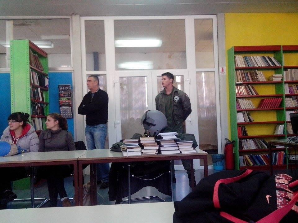 Prezentacija studijskih programa na HVU Petar Zrinski
