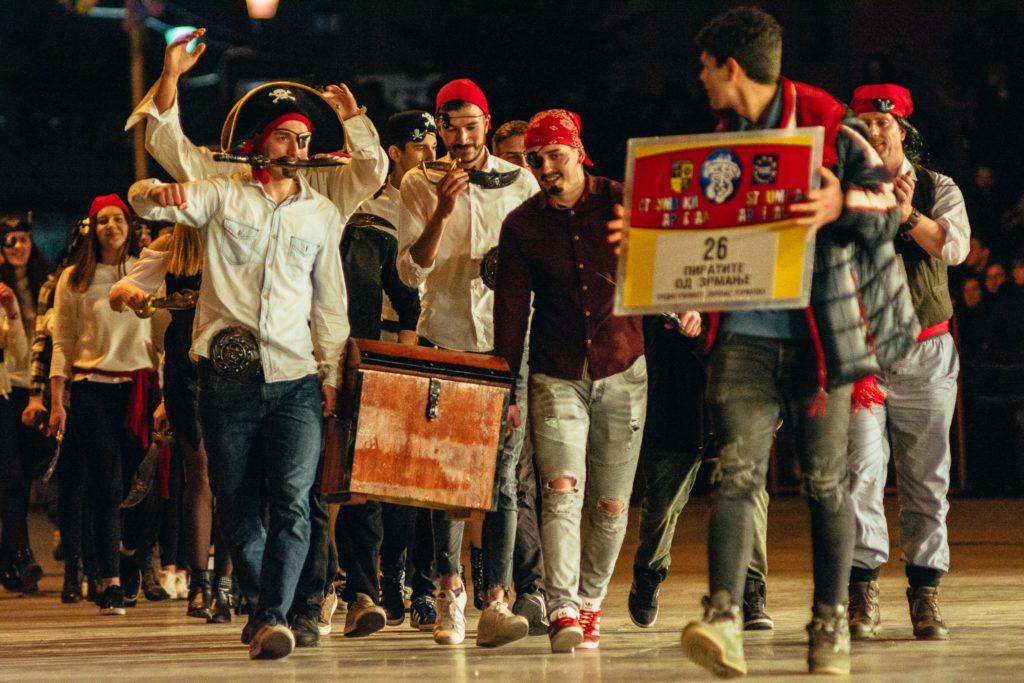Pirati sa Zrmanje pokorili Strumički karneval