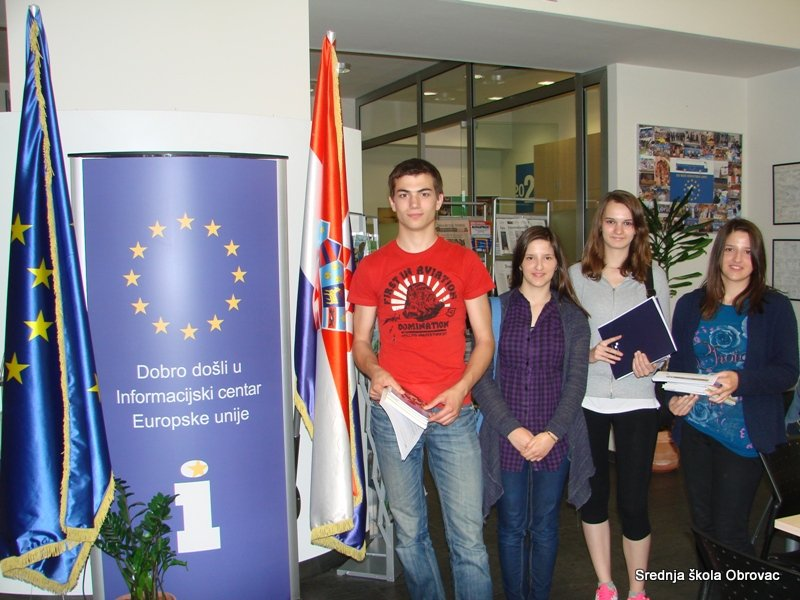 U okviru Projekta Građanin (Project Citizen)