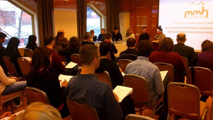 Održana konferencija u organizaciji Mreže mladih Hrvatske, Zagreb