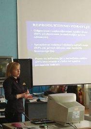 Projekt istraživanja problema mladenačke trudnoće